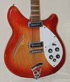 1967 Rickenbacker 360-12 12 string electric guitar owned and photographed by Greg Field.jpg