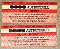 1969 Astroworld Tickets Houston Texas.JPG