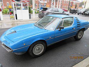 Alfa Romeo Montreal - Blue Montreal