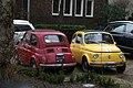 1971 & 1970 Fiat 500 (9150138603).jpg