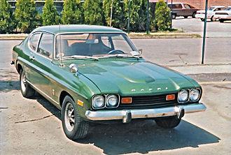 Mercury Capri - 1973 Capri 2600
