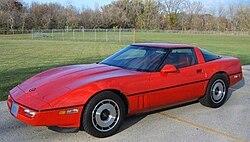 Corvette C4 Coupé (1983–1990)