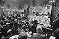 1 Mei bijeenkomst in Brakkegrond, Marcel Kross en Van der Spek (PSP), Bestanddeelnr 926-3797.jpg