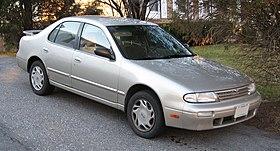1st Nissan Altima
