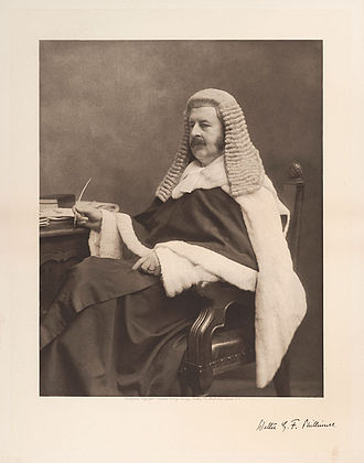 Walter Phillimore, 1st Baron Phillimore - Lord Phillimore.