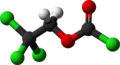 2,2,2-Trichlorethoxycarbonyl chloride-3D.png