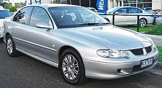 Holden Commodore (VX) Motor vehicle