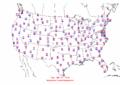 2004-05-20 Max-min Temperature Map NOAA.png