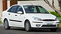 2004 Ford Focus (LR MY03) CL sedan (2012-09-01).jpg