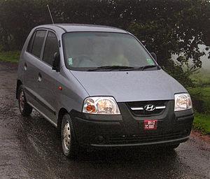 Hyundai Motor India Limited - Hyundai Santro Xing/Atos Prime (Discontinued-2014)was manufactured only by Hyundai Motor India Limited.