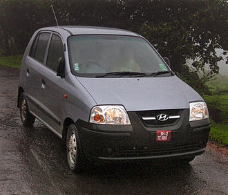 Hyundai Motor India Limited - Hyundai Santro Xing (first generation) was manufactured only by Hyundai Motor India Limited.