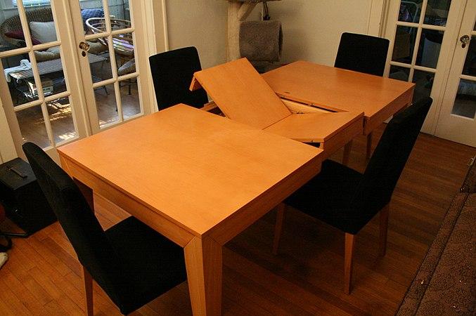 Раздвижной стол— «бабочка»