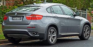 BMW X6 - BMW X6 xDrive35d (Australia)
