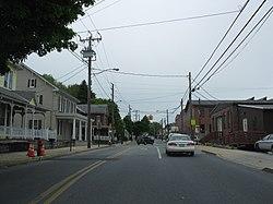 Main Street at Pennsylvania Route 272