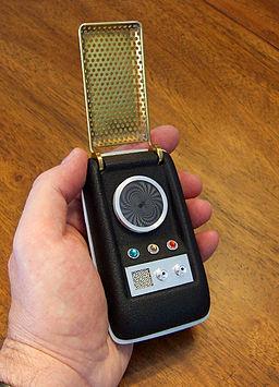 20090704-1971 StarTrekTOSCommunicatorReplica