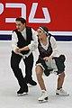 2009 Cup of China ice-dance Zaretski-Zaretski04.jpg