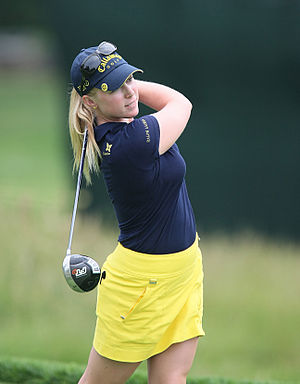 Morgan Pressel - Pressel in 2009