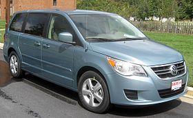 Volkswagen Routan - Wikipedia
