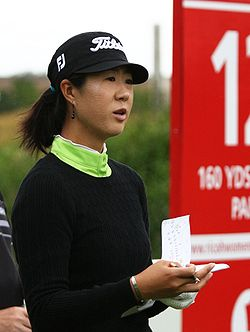 2009 Women's British Open – Birdie Kim (3).jpg