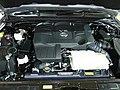 2010 Nissan Pathfinder (R51) Ti wagon (2010-10-16) 02.jpg