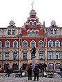 2011 Выборг, Крепостная улица Здание городского музея (Выборгская ратуша) DSC01448.jpg