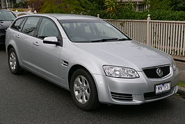 VE Commodore Omega Sedan.
