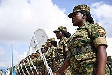 Missione dell'Unione africana in Somalia