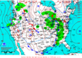 2013-02-19 Surface Weather Map NOAA.png