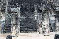 2014-01-03 Chichén Itzá, Templo de los Guerreros – Kriegertempel 02 anagoria.JPG