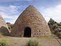 2014-08-11 16 13 29 Oven in Ward Charcoal Ovens State Historic Park.JPG