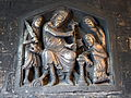 20140525 Maastricht; relief in Onze-Lieve-Vrouwebasilica.JPG