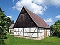 20140531120DR Fördergersdorf (Tharandt) Dorfkirche Pfarrgut Scheune.jpg