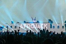 Afrojack live in the Ziggo Dome Amsterdam