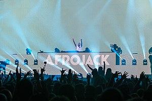 Afrojack discography - Afrojack at the Ziggo Dome, Amsterdam (17 October 2014).
