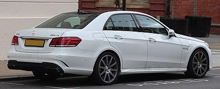 Mercedes-Benz E-Class (W212) - Wikiwand