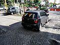 2014 Toyota Agya rear, West Surabaya.jpg