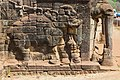2016 Angkor, Angkor Thom, Taras Słoni (12).jpg