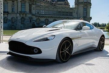 Aston Martin Vanquish Wikiwand