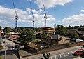 2016 Woolwich, Trinity Walk, construction site 10.jpg