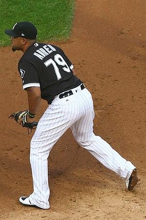 José Abreu (baseball) - Abreu for the 2017 Chicago White Sox
