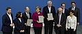 2018-03-12 Unterzeichnung des Koalitionsvertrages der 19. Wahlperiode des Bundestages by Sandro Halank–010.jpg