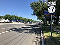 2018-07-19 11 39 44 View north along New Jersey State Route 17 just north of Century Road in Paramus, Bergen County, New Jersey.jpg