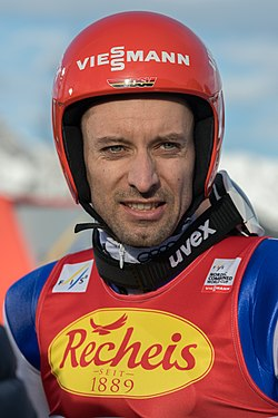 Björn Kircheisen beim Seefeld-Triple 2018