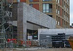 2018 Woolwich Crossrail Station construction site 25.jpg