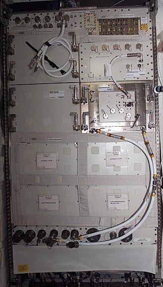 European Drawer Rack - Image: 233875main EDR2