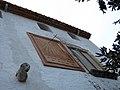 233 Casa rectoral de Sant Jaume dels Domenys, rellotge de sol.JPG