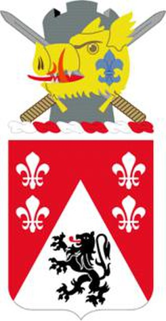 249th Engineer Battalion (United States) - 249th Engineer Battalion coat of arms