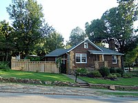 25 Davidson Street, Wilson Park Historic District, Fayetteville, Arkansas.jpg