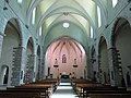 290 Església del Carme (Camprodon), nau.JPG