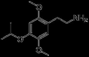 2C-O-4 - Image: 2C O 4 Chemdraw
